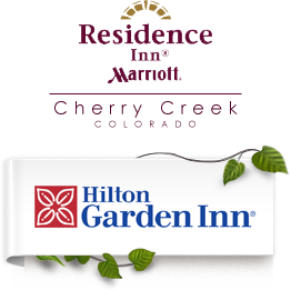 Cherry Creek Hotel Logos